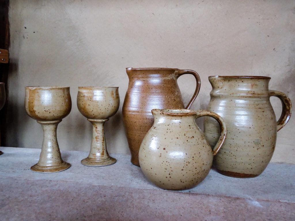 Ton in Ton Keramik Katarina Petersilge Verkaufsfläche